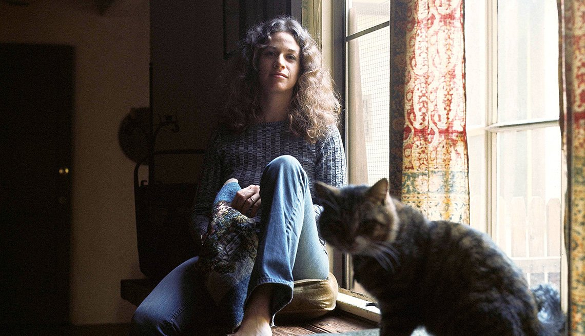 Carole King, Singer, Musician, Boomer Generation Soundtrack