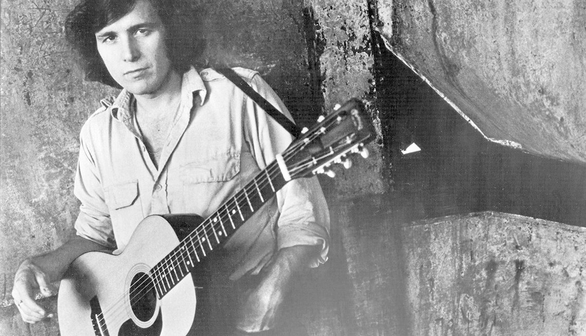 Don McLean, Singer, Musician, Boomer Generation Soundtrack