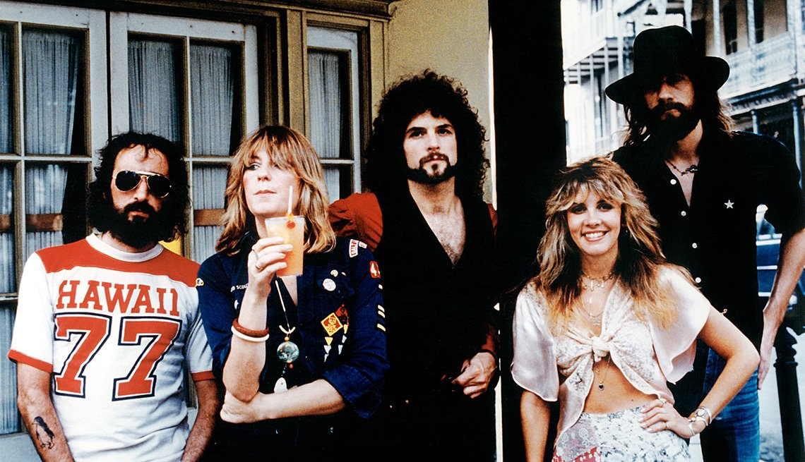 Fleetwood Mac, Musicians, Singers, Band, Boomer Generation Soundtrack