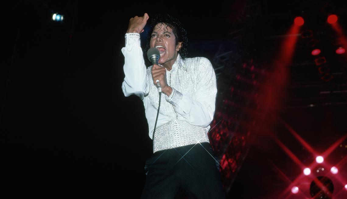 Michael Jackson, Singer, Musician, Performer, Concert, Boomer Generation Soundtrack