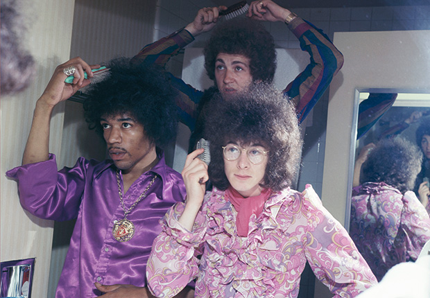 The Jimi Hendrix Experience, Boomer Soundtrack