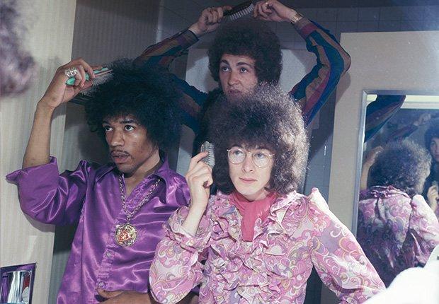 The Jimi Hendrix Experience, Boomer Soundtrack