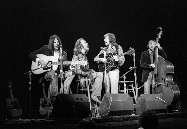 Crosby Stills Nash & Young, Boomer Soundtrack