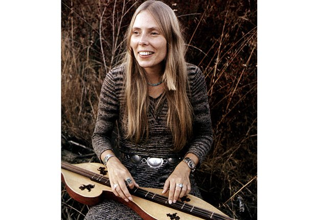 Joni Mitchell, Boomer Soundtrack