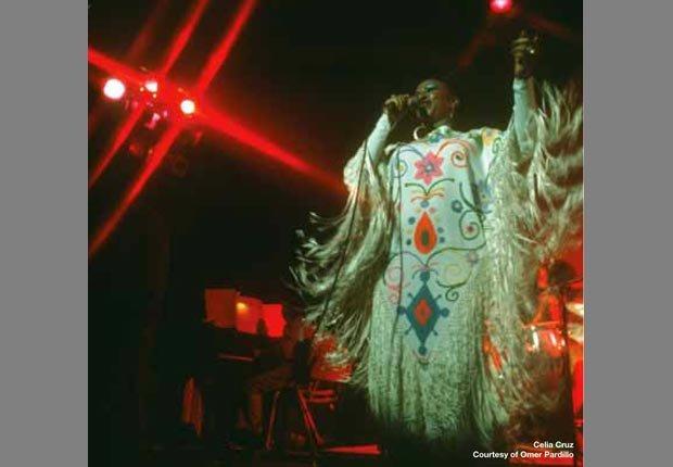 Celia Cruz, Johnny Pachecho, El Rey de la Salsa