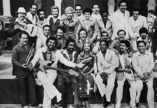Grupo de la Fania All Stars - Johnny Pacheco, El Rey de la Salsa