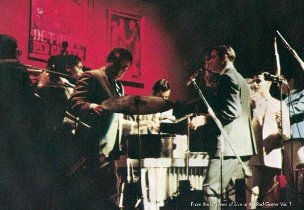 Discoteca Red Garner - Johnny Pachecho, El Rey de la Salsa