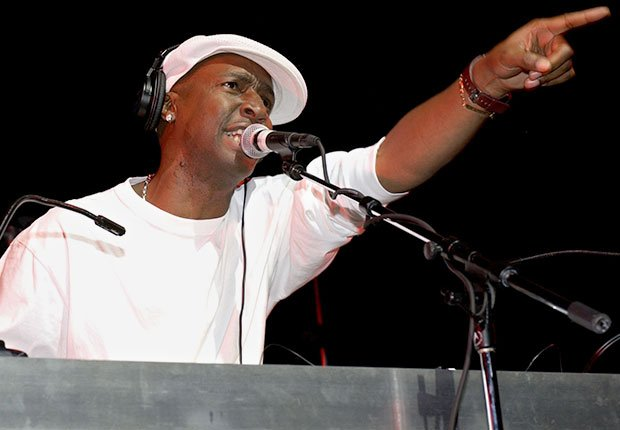 Grandmaster Flash performs, Boomers in Hip Hop