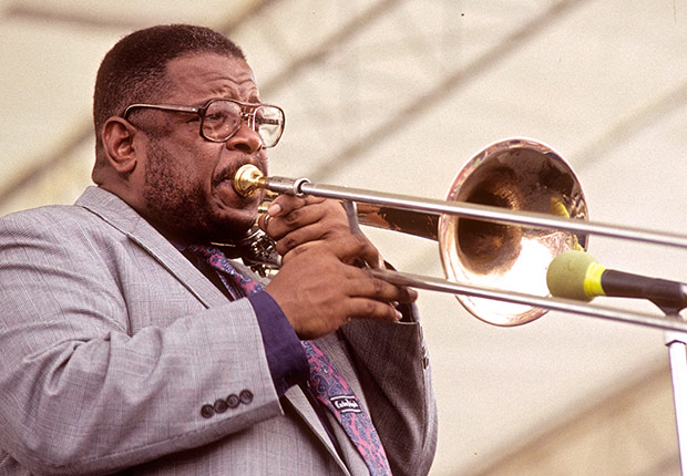 Fred Wesley, The People Every James Brown Fan Should Know.