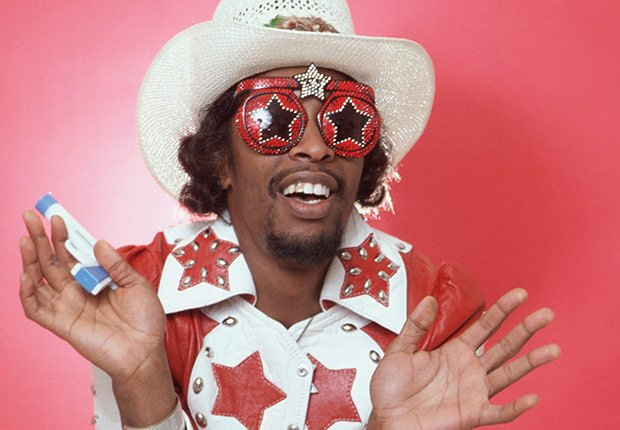 Bootsy Collins, The People Every James Brown Fan Should Know.