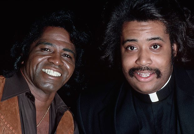 Al Sharpton, The People Every James Brown Fan Should Know.