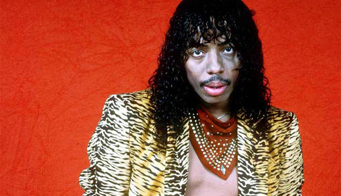 Rick James, Singer, Musician, 10 Things You Didn't Know About Rick James