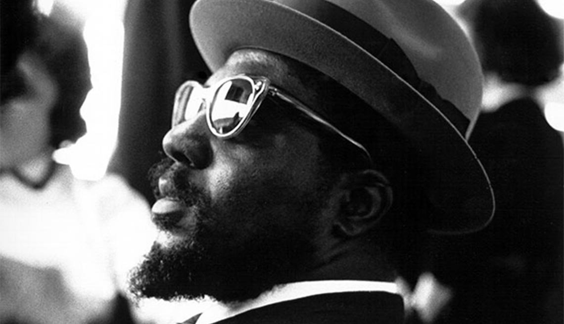 Thelonious Monk, Portrait, Musician, 10 Things You Didn't Know About Rick James