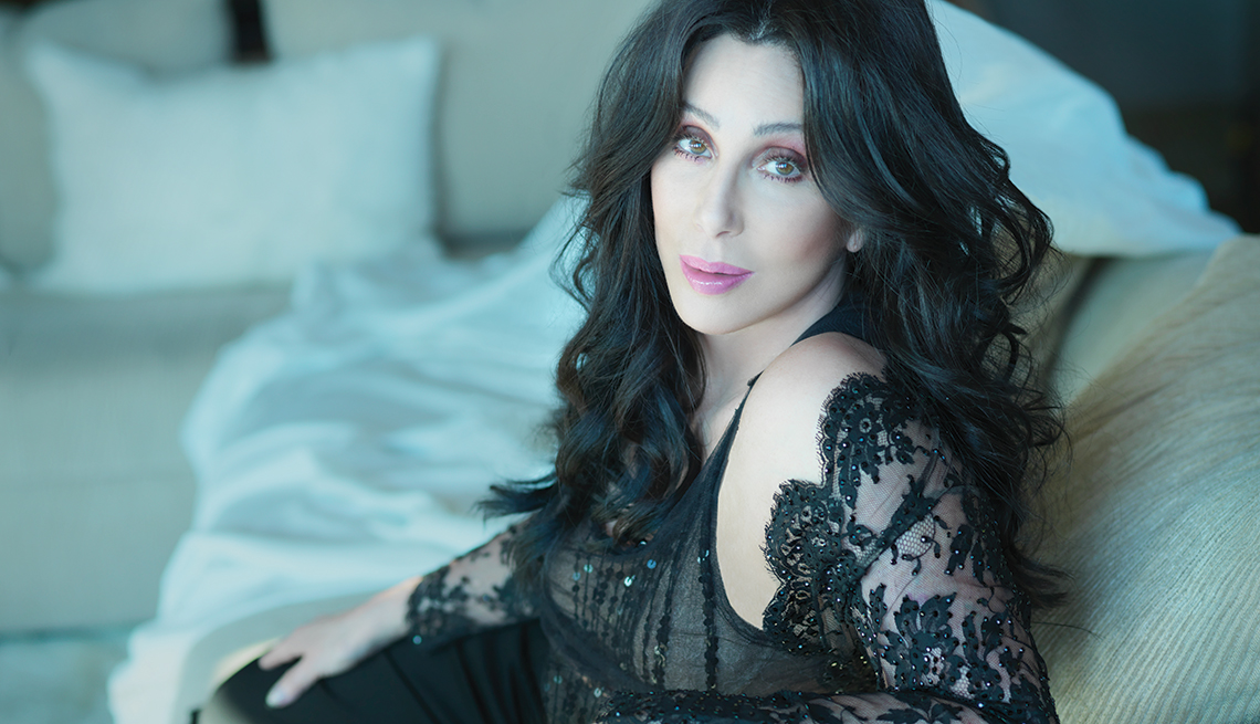 "Cher, Singer, Entertainer, AARP Interview, New Album, ""Closer To The Truth"""