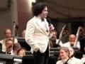 Entrevista con el conductor de orquesta y violinista venezolano Gustavo Dudamel