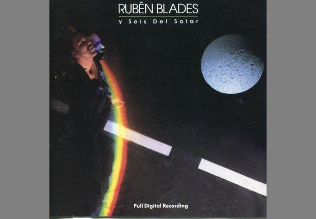 Album de música Agua de luna de Ruben Blades