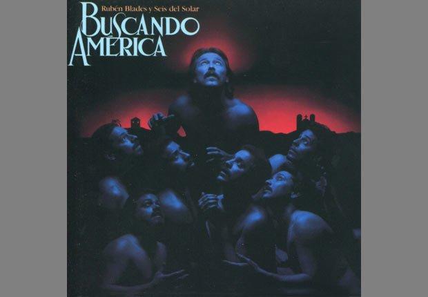 Album de música Buscando América de Ruben Blades