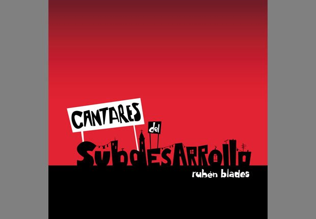 Album de música Cantares de Ruben Blades