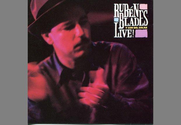 Album de música Live de Ruben Blades