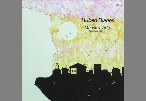 Album de música Maestra Vida de Ruben Blades