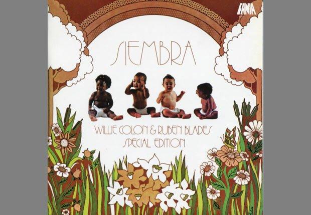 Album de música Siembra de Ruben Blades y Willie Colón