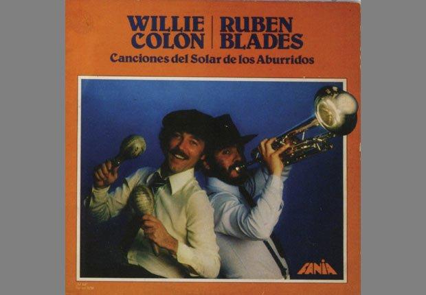 Album de música Canciones del Solar de los Aburridos de Ruben Blades y Willie Colón