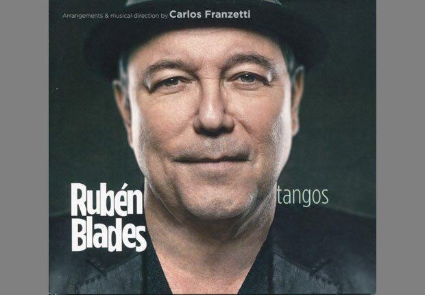 Album de música Tangos de Ruben Blades