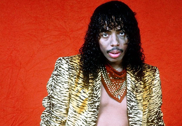 10 Musical Facts that You Might Not Know about Rick James