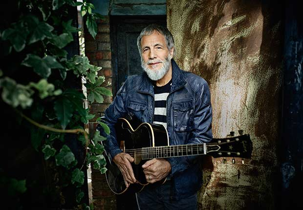 Yusuf Islam, Fall 2014 Music Preview