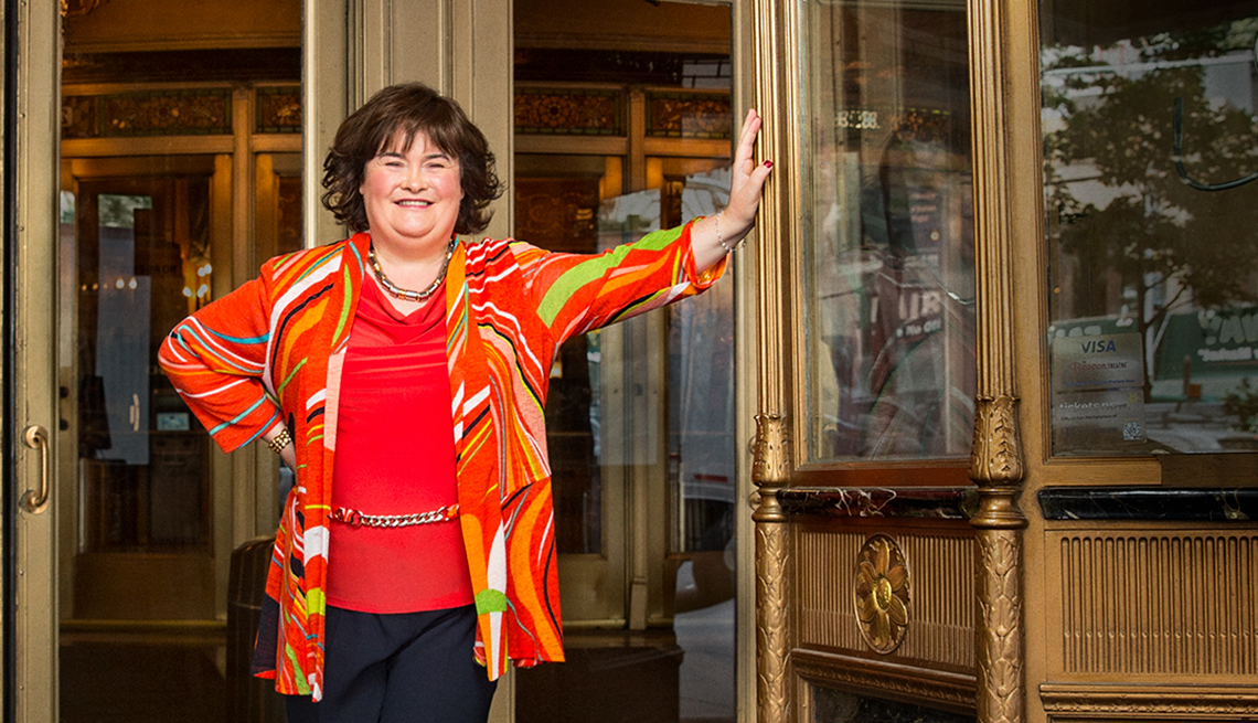 Susan-Boyle, Singer, Theater, What I Know Now