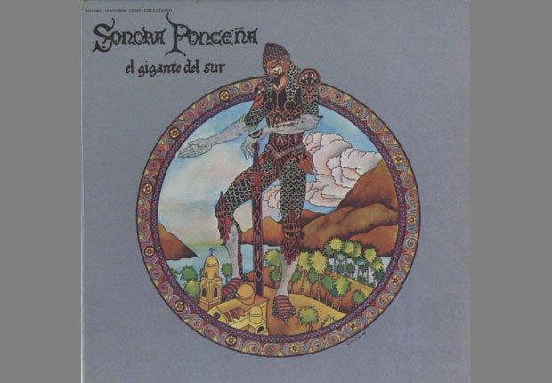 El gigante del sur - 10 Albums de la Sonora Ponceña