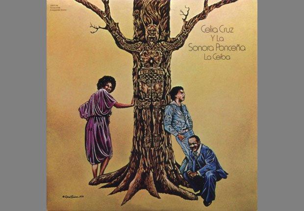 Celia Cruz y la Sonora Ponceña - 10 Albums de la Sonora Ponceña