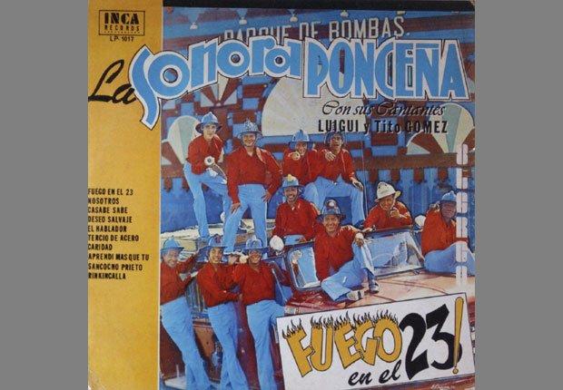 Fuego en el 23 - 10 Key Albums de la Sonora Ponceña