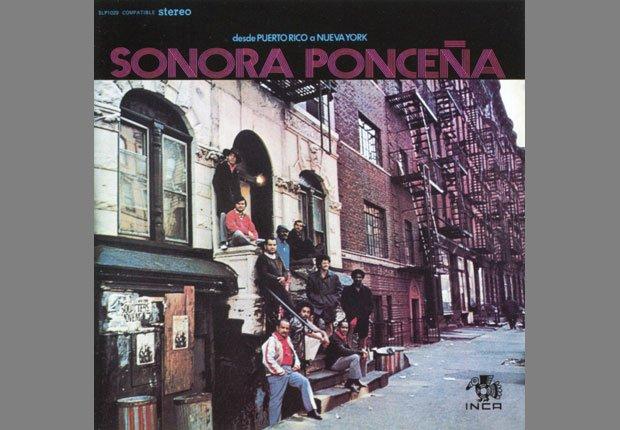 Desde Puerto Rico a Nueva York - 10 Albums de la Sonora Ponceña