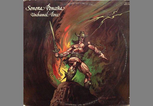 Unchained Force - 10 Albums de la Sonora Ponceña