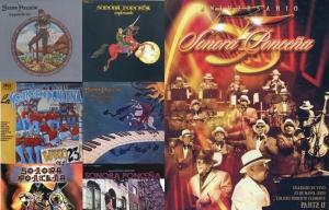 10 Albums de la Sonora Ponceña