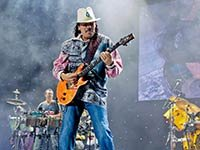 Interview with Carlos Santana