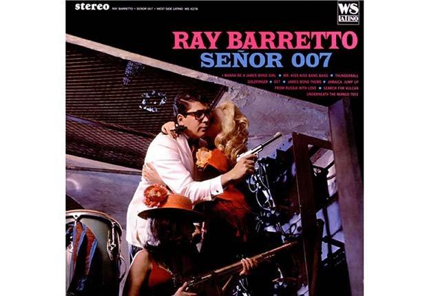 Sr. 007 - Discos que marcaron la trayectoria en la música y la salsa de Ray Barretto