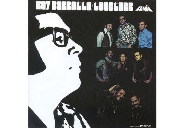 Together - Discos que marcaron la trayectoria en la música y la salsa de Ray Barretto