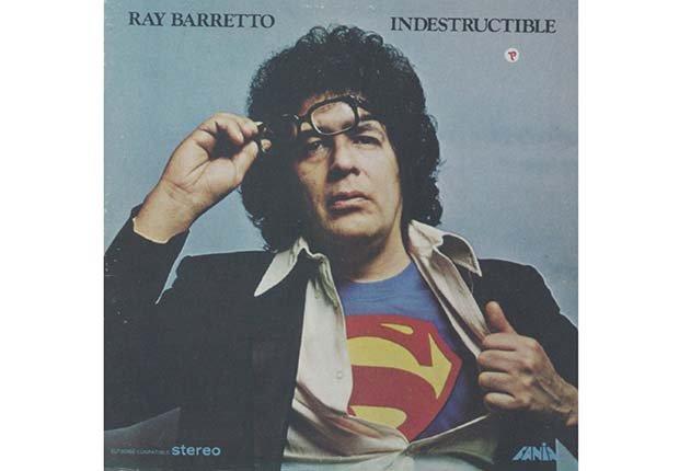 Indestructible - Discos que marcaron la trayectoria en la música y la salsa de Ray Barretto