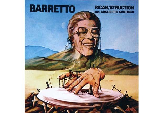 Rican Struction - Discos que marcaron la trayectoria en la música y la salsa de Ray Barretto