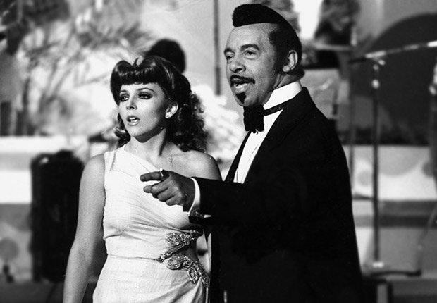 Verónica y Dámaso Pérez Prado en 1979 - El rey del mambo.