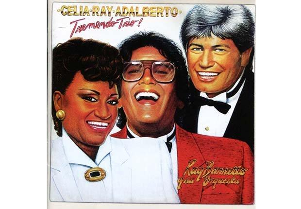 Tremendo Trio - Discos que marcaron la trayectoria en la música y la salsa de Ray Barretto