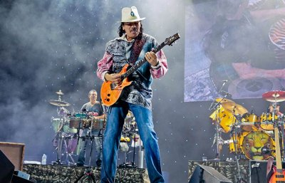 Entrevista con Carlos Santana