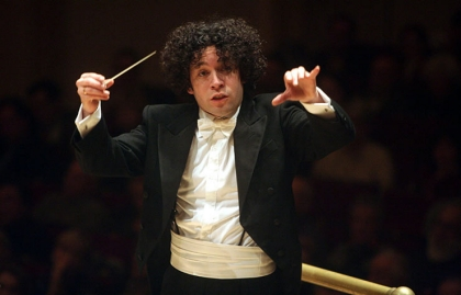 Interview with Gustavo Dudamel