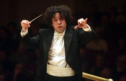 Interview with Gustavo Dudamel