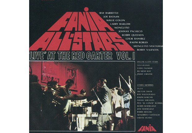 Live at The Red Garter - Los discos de Fania All-Stars