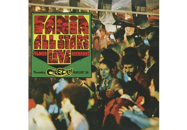 Live at Cheetah - Los discos de Fania All-Stars