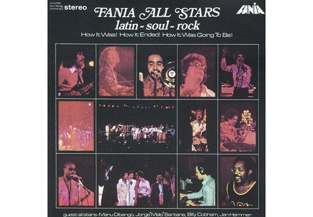 Latin Rock Soul - Los discos de Fania All-Stars