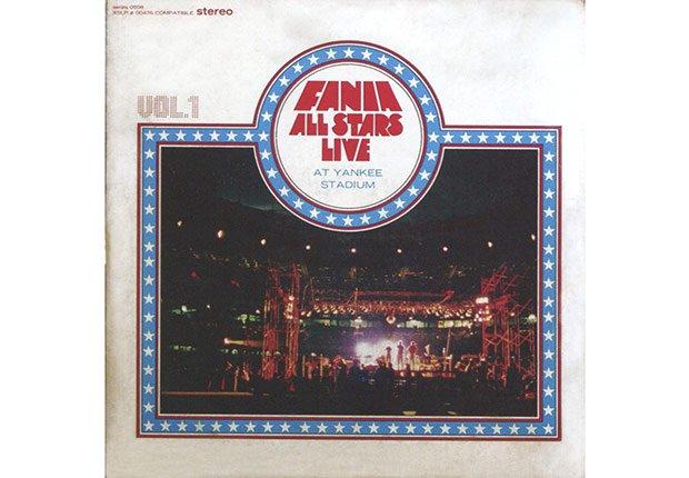 Live at Yankee Stadium - Los discos de Fania All-Stars